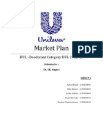 Market Plan - Group 4 - Section B