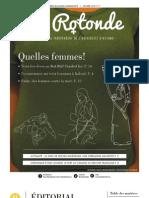 Édition de La Rotonde du 26 novembre 2012