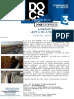 Dossier Presse FRANCE 3