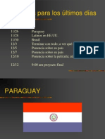 PARAGUAY Powerpoint