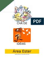 Chá de Idéias da Área Ester.doc