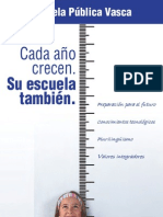 Matrikulazioa - Matriculacion 2009