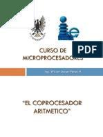 uPT - Lecture 15 - Coproprocesador
