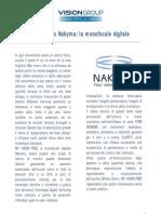Tecnologia Nakyma_la monofocale digitale