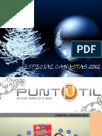 Especial Canastas Navidad 2012