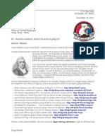 2012-11-26 Letter to Rex Tillerson #2