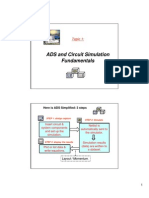 Ads Circuit Simulation