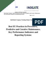 No. 6 Best EU Practices in Preventive