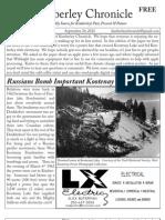 Kimberley Chronicle Issue # 15