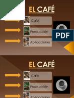 DIAPOSITIVAS CAFÉ