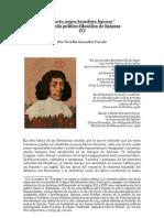 """""""'Cierto negro brasileño leproso' Un sueño político-filosófico de Spinoza"""" (Vº) Por Nicolás González Varela"""