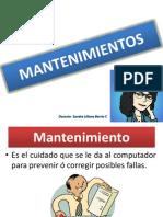 4.0-Mantenimiento Preventivo