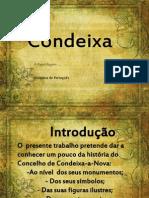 História monumentos e gastronomia de Condeixa