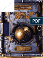 Dungeons & Dragons 3.5 - Guide Du Maitre