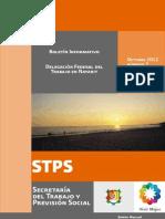 Boletín Octubre 2012