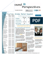 Sound Perspectives November Newsletter 2012