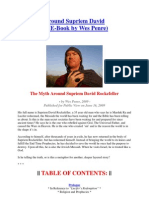The Myth Around Supriem David Rockefeller