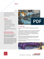 Allen Bradley Pump Control Application Solutions
