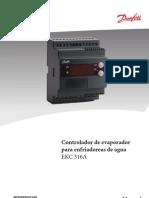 EKC 316A Manual