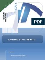 Monografia La Guerra de Las Corrientes