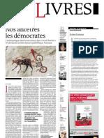 Supplément Le Monde des livres 2012.11.23
