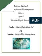 1 Parcial Portafolio de Evidencias Informatica