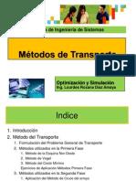 Modelo de Transporte Parte1