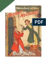 Blyton Enid the Adventure of the Secret Necklace (1954)