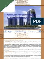 4. Sistemas Estructurales Para Edificios Altos.