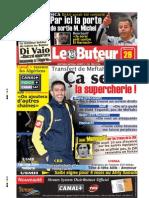 LE BUTEUR PDF du 28/01/2009