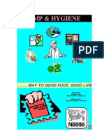 Gmp and Hygiene Manual - Contractual Personnel Guide Final