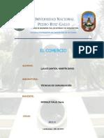 El Comercio en La Region de La.docxda