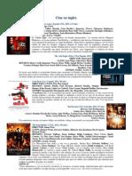 Catálogo de Cine Septiembre 2012