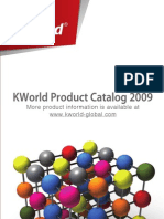 KWorld 2009 Product Catalogue