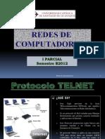 Redesi Telnet 10112012