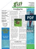 Gist Weekly Issue 9 - Groundhog Day
