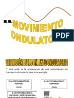 695 Movimiento Ondulatorio
