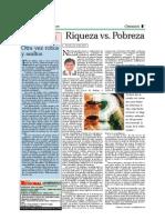 Articulo Riqueza vs Pobreza