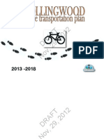 Collingwood Active Transportation Plan - January 2013