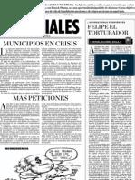 Municipios en Crisis
