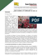 Diego Olivera-Debate de La Propuestas Socialista y La Rectificacion Se Activa en Venezuela
