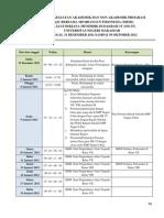 Daftar Kegiatan Akademik dan Non-Akademik SM-3T UNM Jilid I Manggarai Timur