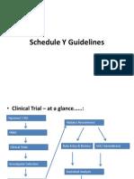 Schedule Y Guidelines