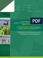 Encarte Arroz Modificada en El Peru