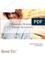 Payment Processing Automation – BancTec – Leading BPO Company whitepaper