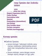 Bab 1. Spesies Dalam Ekosistem 11