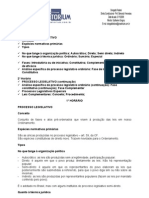 Direito Constitucional - 09ª Aula - 21.11.2008 (1)