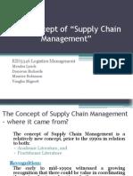 Supply Chain Presentationl