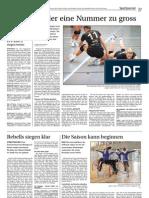 Zeitung Aadorf