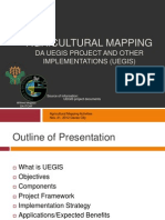 Agri Mapping UEGIS